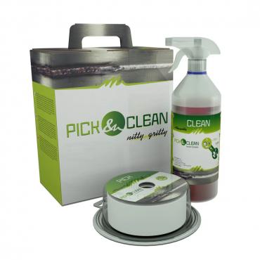 Pick & clean