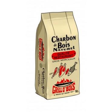 Charbon de bois naturel