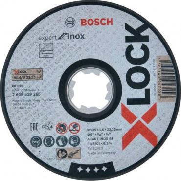 Disque Xlock inox
