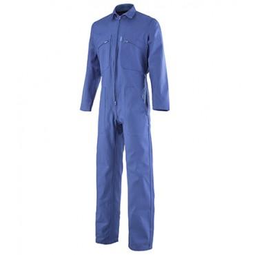 Combinaison bleue 100% coton