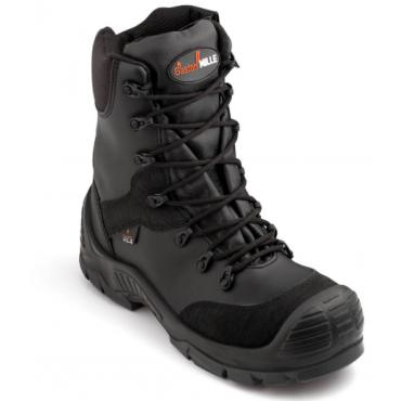 Chaussures hautes S3 SRC noir