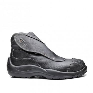 Chaussures soudeur en cuir...
