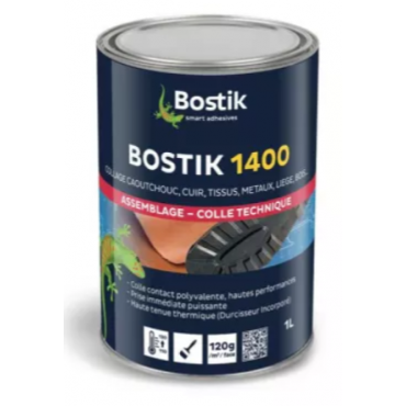 Colle néoprene BOSTIK 1400