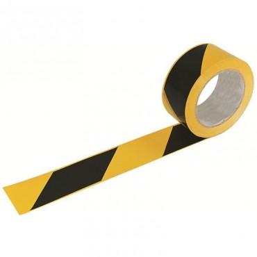 Ruban adhésif jaune/noir