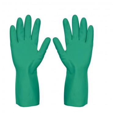 Gants en nitrile vert