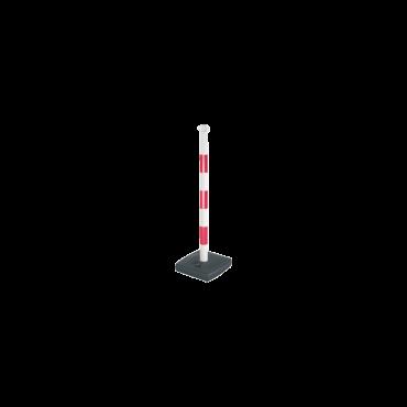 Poteau PVC