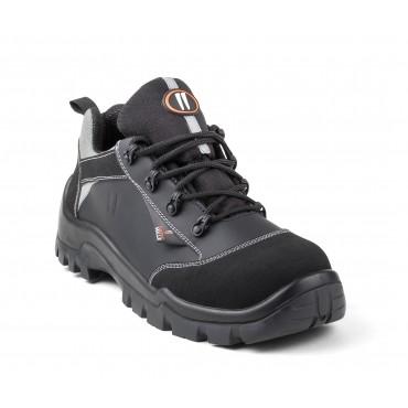 Chaussures hautes noir S3