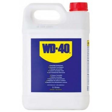 Dégrippant WD40 bidon 5L...