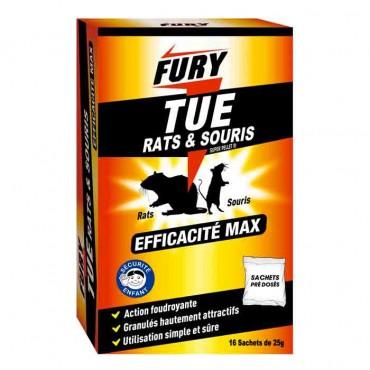 Fury sachets rats et souris...