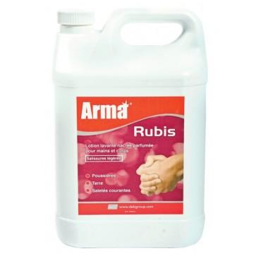 Crème lavante nacrée Rubis...