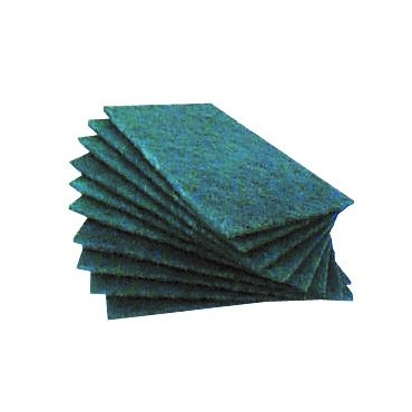 Récurant vert tampon abrasif
