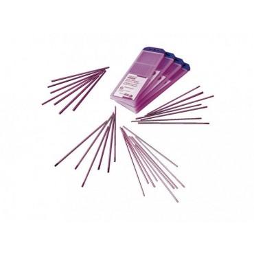 Électrode tungstène Lanthane