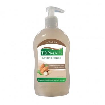 TOPMAIN savon liquide amande