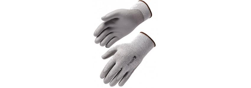 Les gants de manutention