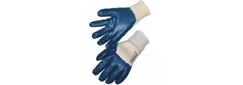 Les gants pour protection mécanique