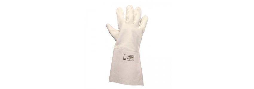 Les gants de soudeurs