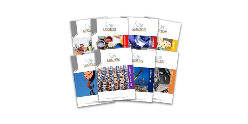 Les catalogues Looten sont disponibles